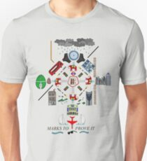 The Maccabees - Elephant and Castle T-Shirt