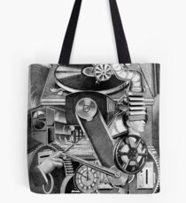Gramophone Jukebox. Tote Bag