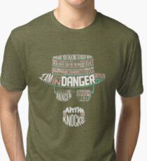 One Who Knocks Tri-blend T-Shirt