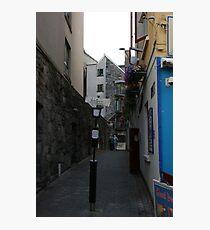 Kirwan`s Lane, Galway, Ireland Photographic Print