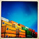 Shipping containers by Marita