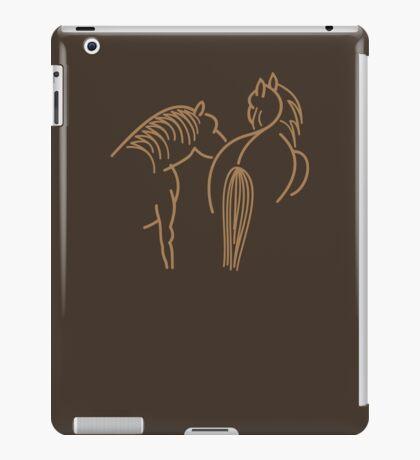 Two Horses VRS2 iPad Case/Skin