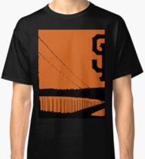 San Francisco Giants and the Golden Gate bridge Classic T-Shirt