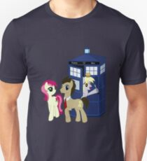 Dr. Whooves Design T-Shirt
