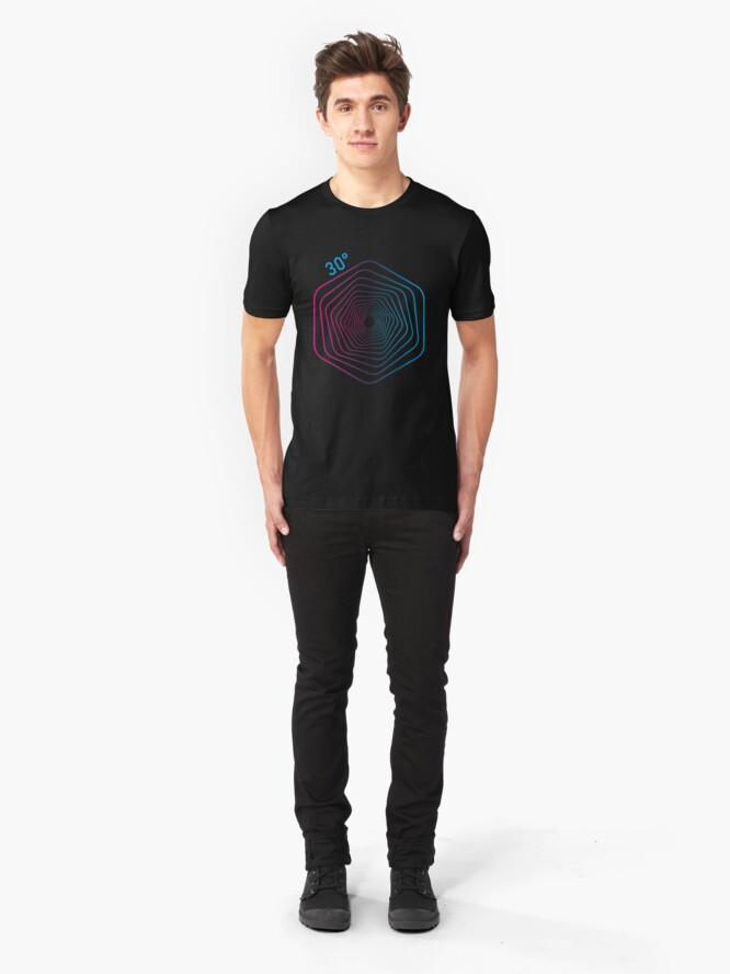 Alternate view of 30 Slim Fit T-Shirt