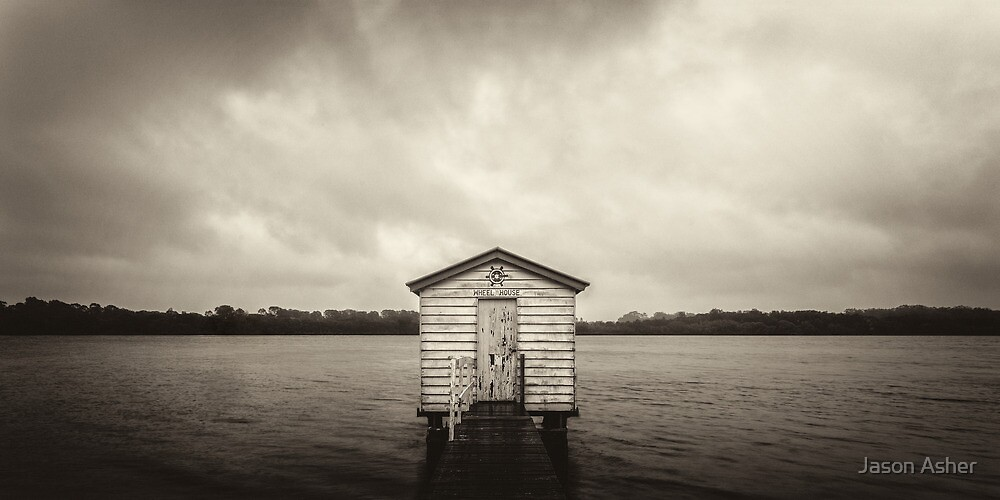 """On Borrowed Time"" ∞ Maroochydore, QLD - Australia by Jason Asher"