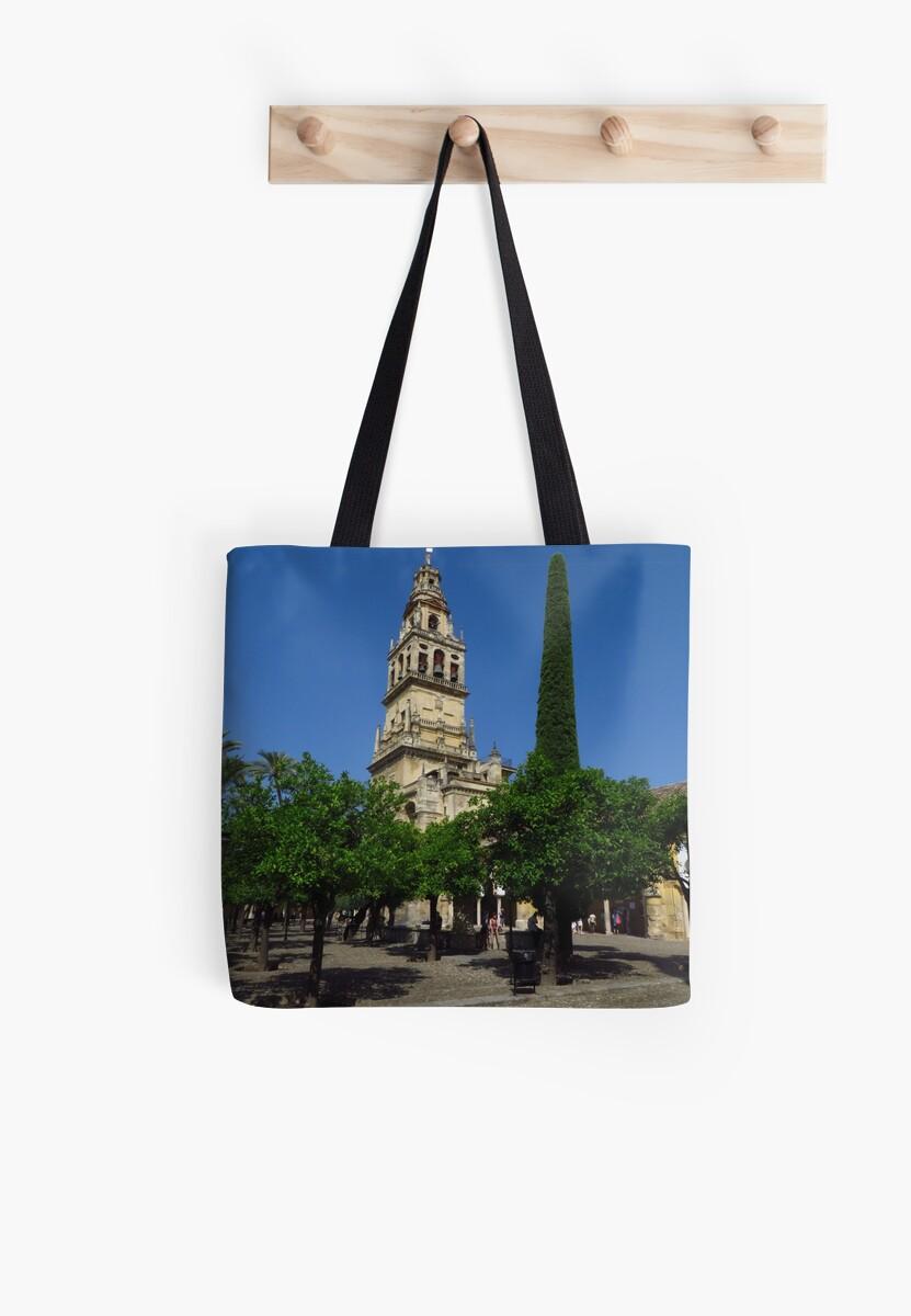 The Bell Tower & Courtyard, Cordoba by wiggyofipswich