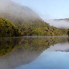 Pieman River - Corinna by Steve Bass