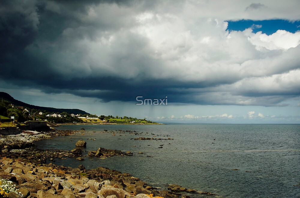 View from Carnlough by Smaxi