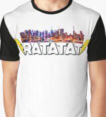 Ratatat NYC Lightning Logo Graphic T-Shirt