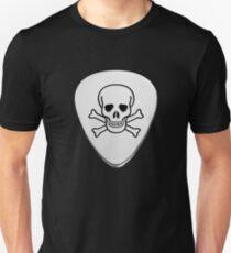 Skull & Bones Plectrum Unisex T-Shirt