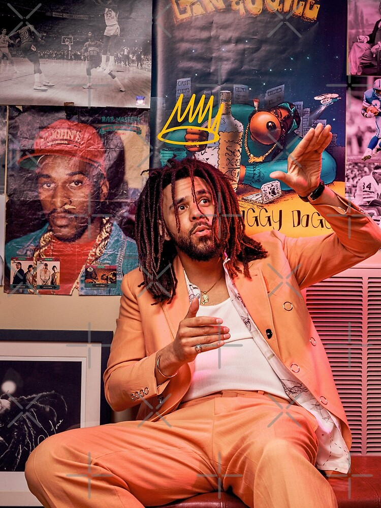 J Cole – King Cole | Cole World by karanwashere