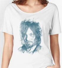 DARYL DIXON Women's Relaxed Fit T-Shirt