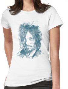 DARYL DIXON Womens Fitted T-Shirt