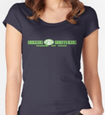 usa new york by rogers brothers Women's Fitted Scoop T-Shirt