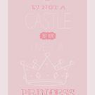 Princess print art by TaniaLosada
