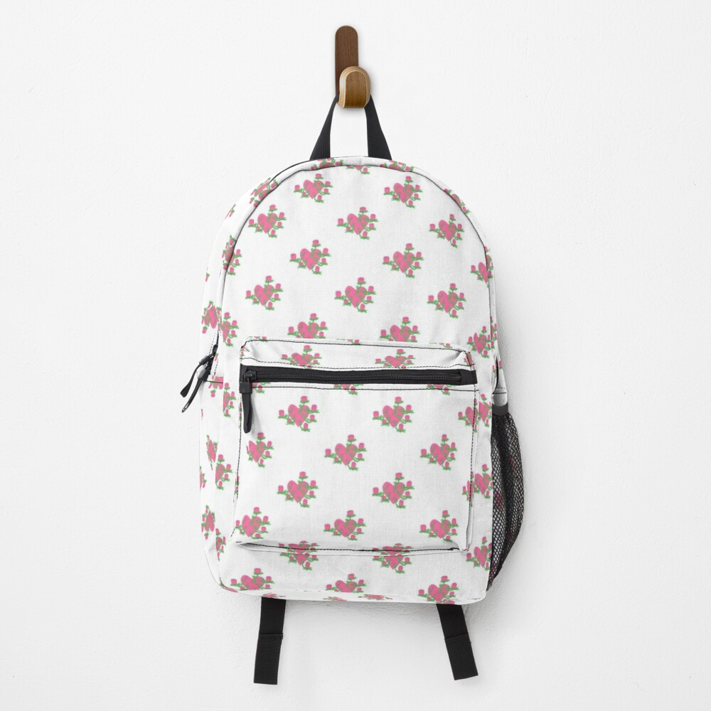 Delicate Roses Backpack