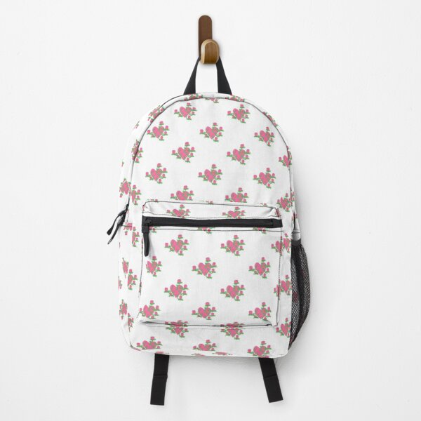 Delicate Roses Backpack