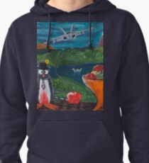 Landscape Pullover Hoodie