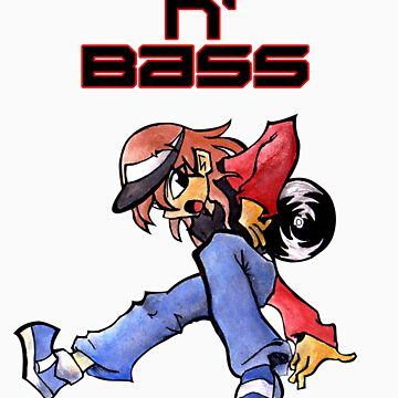 Drum N Bass by SkyColours