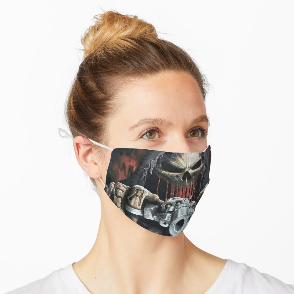 Tank Rivera design #1 Mask