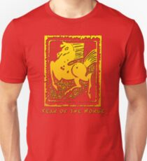 Year of The Horse T-Shirts Gifts Prints Unisex T-Shirt
