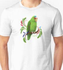 White Fronted Amazon Unisex T-Shirt