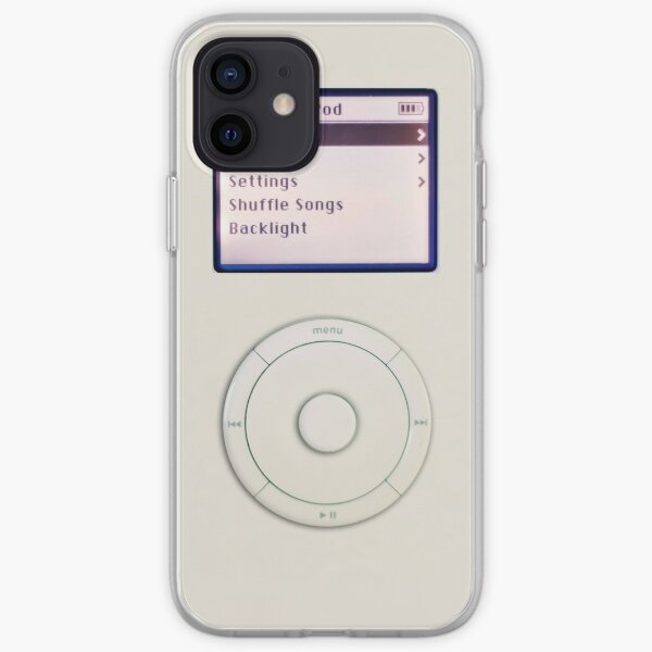 first IPOD Iphone Case iPhone Soft Case