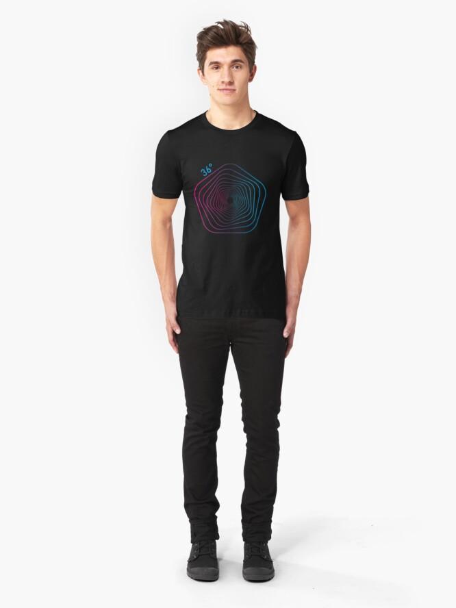 Alternate view of 36 Slim Fit T-Shirt