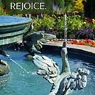 And Again Rejoice ~ Philippians 4:4 by Robin Clifton