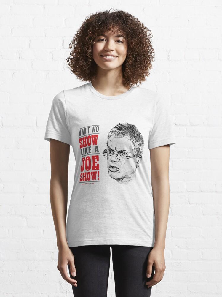 Alternate view of JOE SHOW Essential T-Shirt