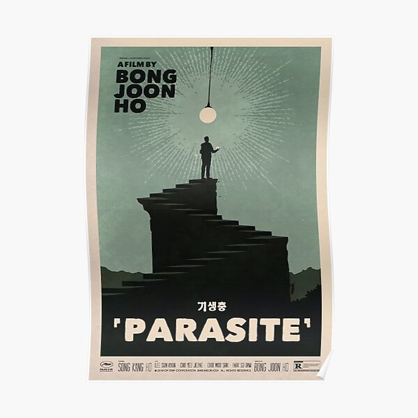 Parasite Film Poster Poster