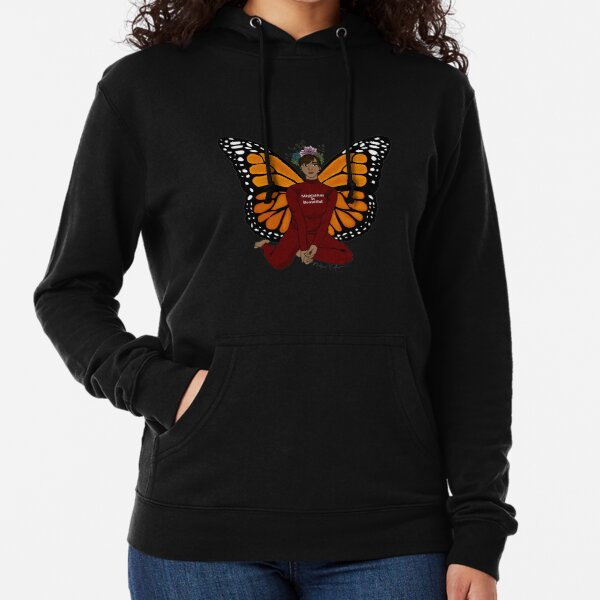 Adelita - the warrior  Lightweight Hoodie