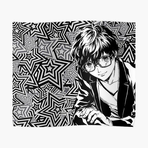 Akira Kurusu Posters Redbubble