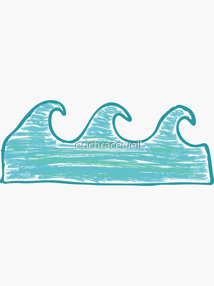 Waves by ericbracewell