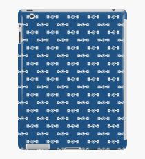 Boxer Engine Pattern iPad Case/Skin