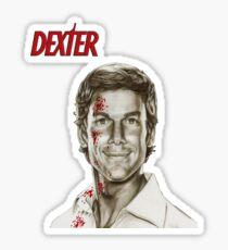 Dexter Sticker