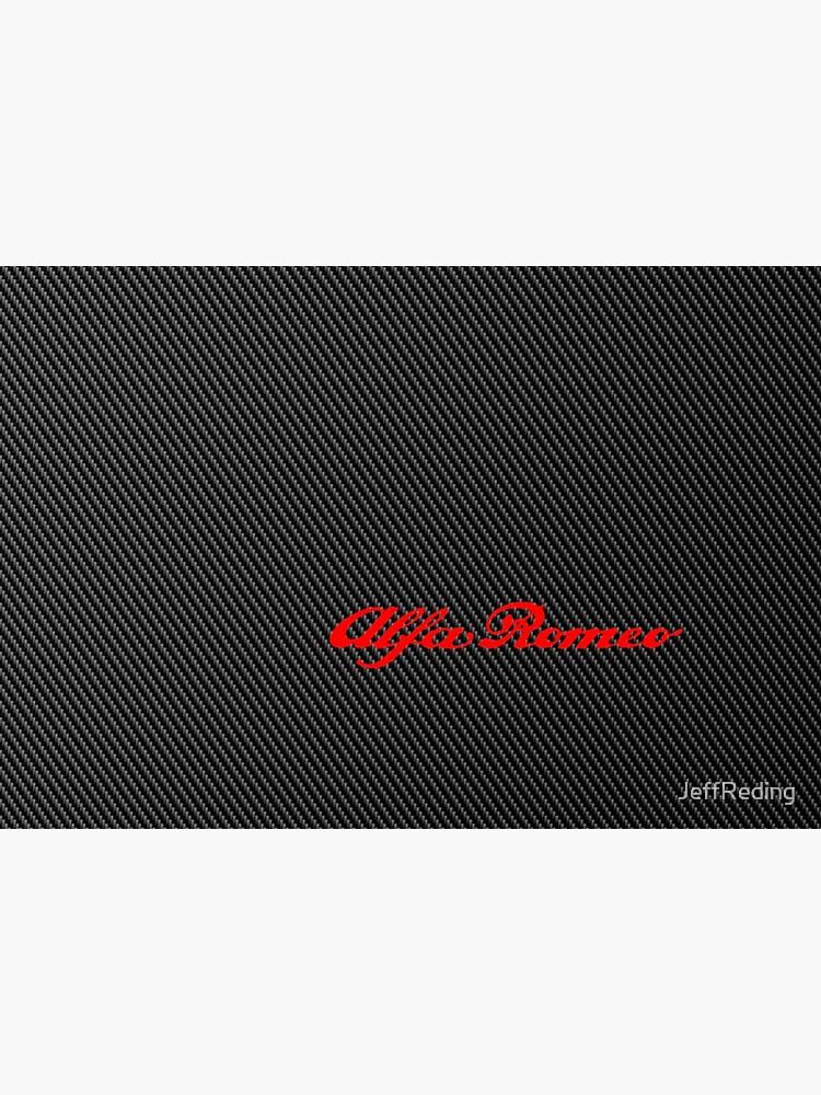 «Fond de carbone Alfa Romeo» par JeffReding