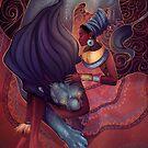 Simba Wa Kike by Audra Auclair