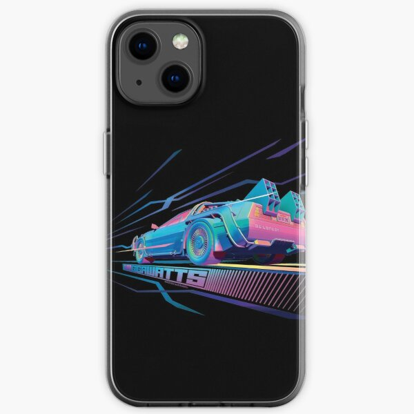 Back to the Future - 1.21 Gigawatts iPhone Soft Case
