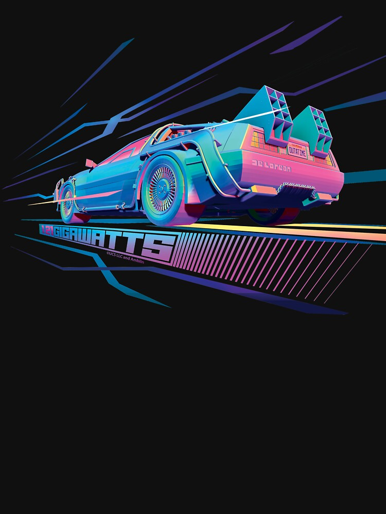 Back to the Future - 1.21 Gigawatts by AbidingCharm