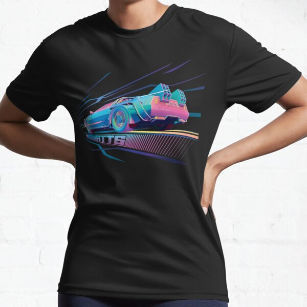 Back to the Future - 1.21 Gigawatts Active T-Shirt