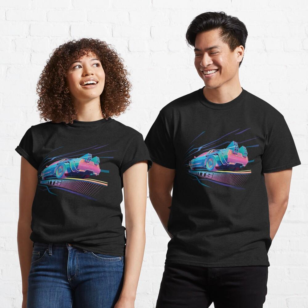 Back to the Future - 1.21 Gigawatts Classic T-Shirt