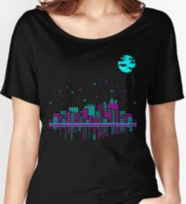 Pixelated Dreams Women's Relaxed Fit T-Shirt