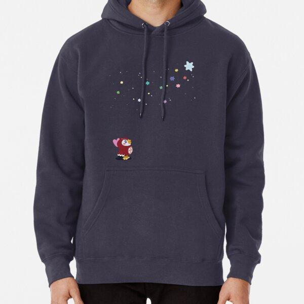 Animal Crossing Celeste Starry Night Star Gazing Pullover Hoodie
