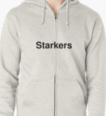 Starkers Zipped Hoodie