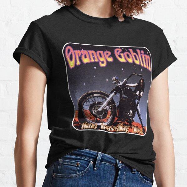Orange Goblin: Time Traveling Blues Classic T-Shirt