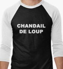 CHANDAIL DE LOUP Men's Baseball ¾ T-Shirt