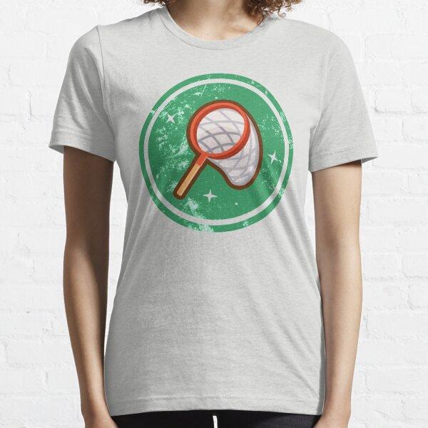 Net Stamp  Essential T-Shirt