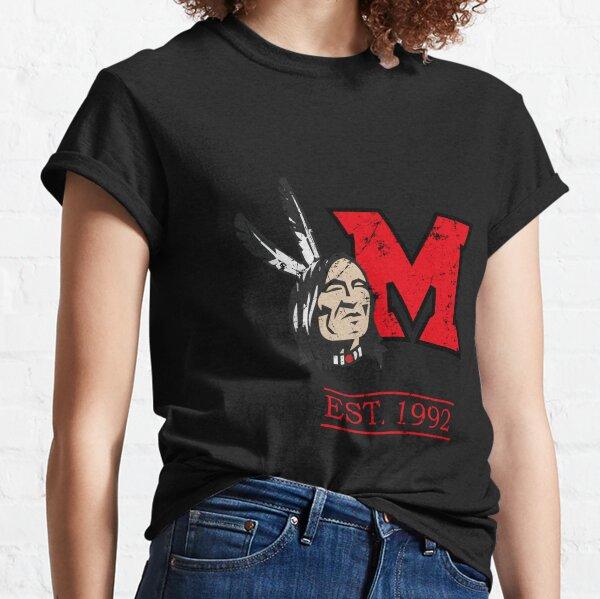 University Miami est 1992, ohio Vintage Old Retro Style Classic T-Shirt